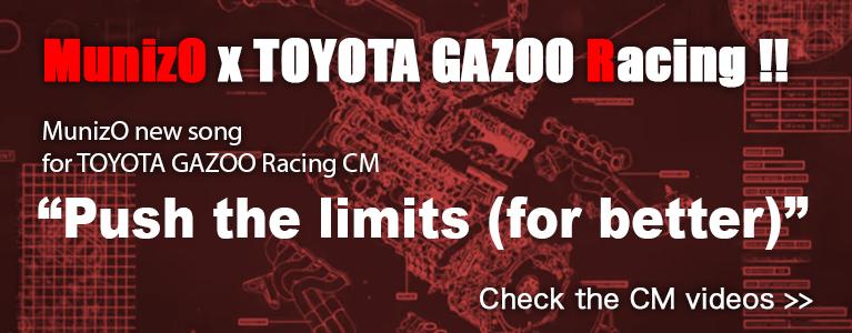 MunizO x TOYOTA GAZOO Racing